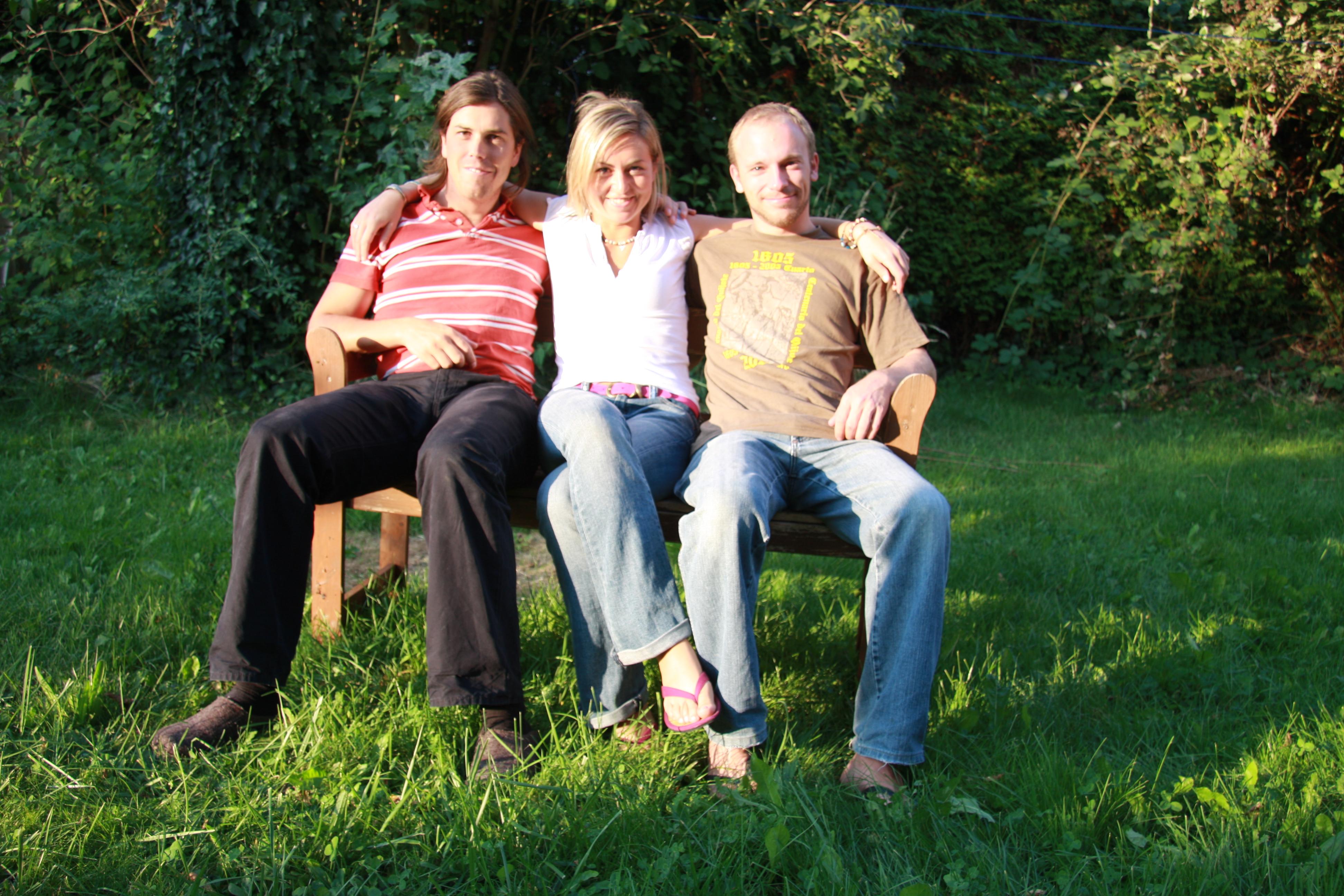 Felix, Ania, Didi