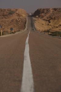 Talquerung in der Westsahara
