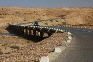 Talbrücke mit Subaru
